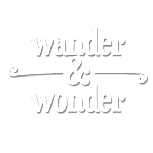 Wander and Wonder